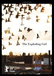 The Exploding Girl - soandbrad