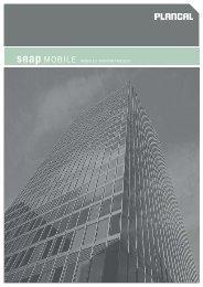 snap MoBILE MoBILES rAPPorTWESEn. - Plancal