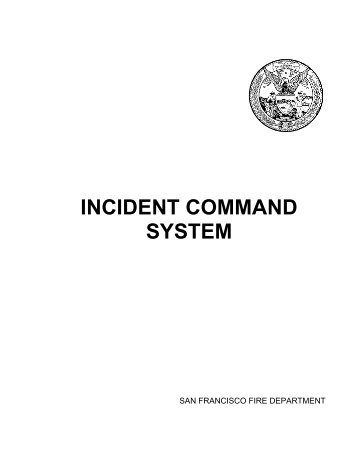 Final Exam for: IS-100.hcb: Introduction to the Incident