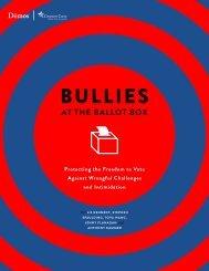 Bullies at the Ballot Box - Demos