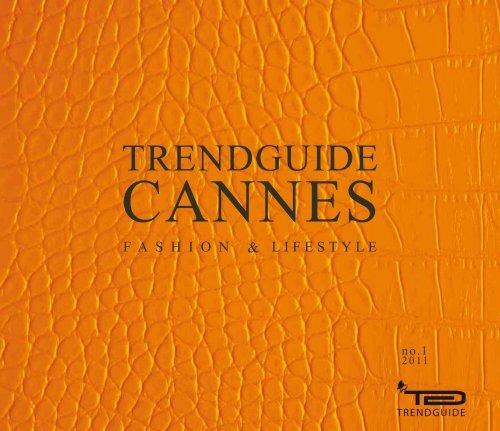 TG Cannes Fashion&Lifestyle no.1 2011_iPad