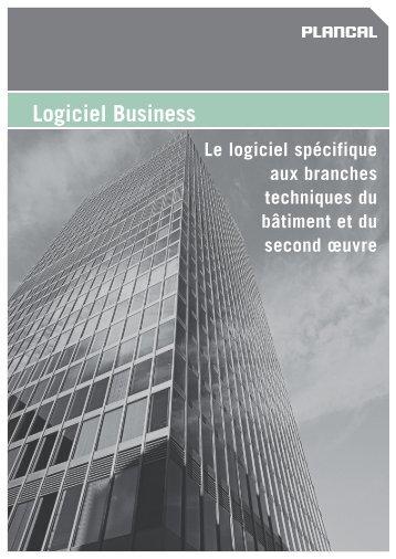 Logiciel Business - Plancal