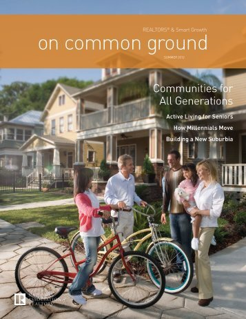 on common ground - National Association of Realtors
