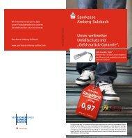 Angebot - Sparkasse Amberg-Sulzbach