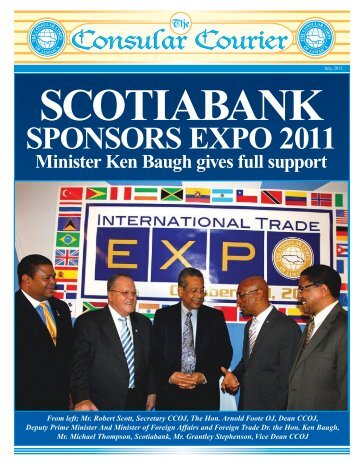 SPONSORS EXPO 2011 - The Consular Corps of Jamaica