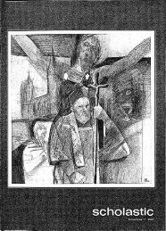 Notre Dame Scholastic, Vol. 120, No. 05 - Archives - University of ...