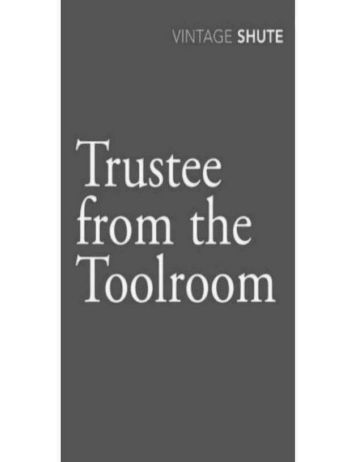 Trustee From The Toolroom (2010)