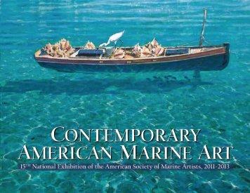 con americ contemporary american marine art - Jill Nichols Graphic ...