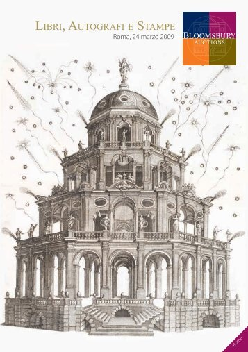LIBRI, AUTOGRAFI E STAMPE - Bloomsbury Auctions