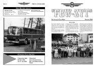 ''FBW-ZYT'' DIE AKTUELLEN CLUB-NEWS OKTOBER ... - Fbw-Club