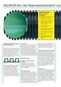 AQUATUB-Rw® - Plastika Balumag AG - Page 2