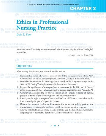the ethical dilemmas in the nursing profession Legal ethical and professional issues in nursing essay critically analyse how ethical professional and legal issues underpin nursing practice.