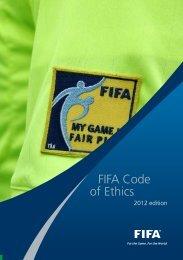FIFA Code of Ethics - FIFA.com