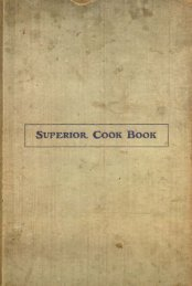Superior Cook Book