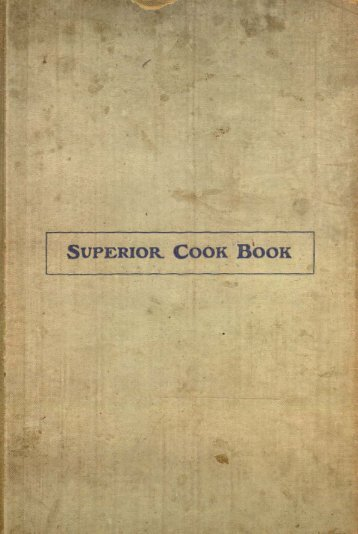 Superior Cook Book