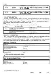 DTC P2195 Oxygen (A/F) Sensor Signal Stuck Lean (Bank 1
