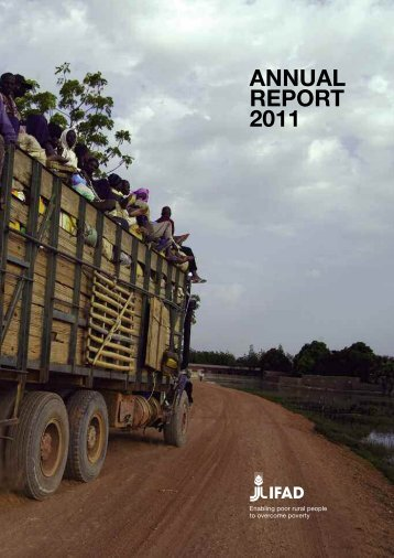 ANNUAL REPORT 2011 - IFAD