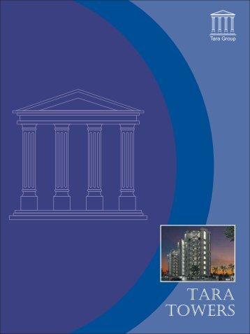 For PDF - Tara Investments