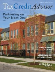 Partnering on Your Next Deal - Admin Area - National Housing ...