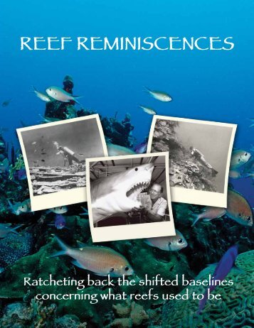 REEF REMINISCENCES - UNU Institute for Water, Environment and ...