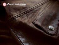 APPAREL 2012 - Roland Sands Design