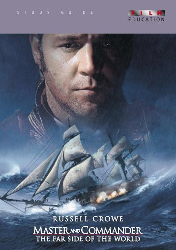 Master and Commander study guide - Film Education