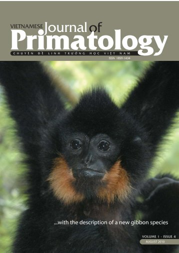 ...with the description of a new gibbon species - Frankfurt Zoological ...