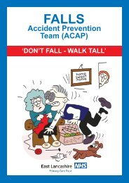 Accident Prevention Team (ACAP) - Yourcarehome.co.uk