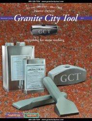 Monument Catalog 2013 - Granite City Tool
