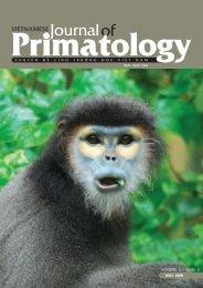 Report | May 2008 - Frankfurt Zoological Society