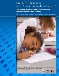 The latest on each state's international standing in math and reading