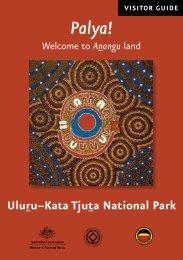 Uluru-Kata Tjuta National Park Visitor Guide - Department of ...