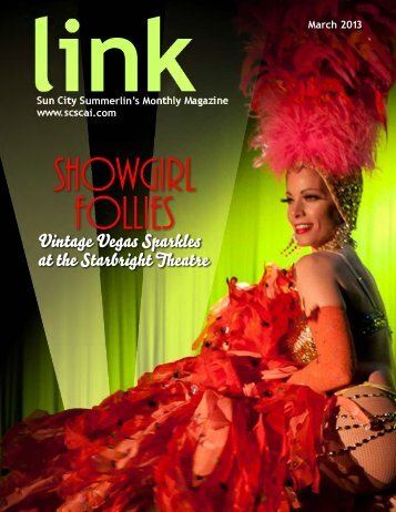 LINK Magazine - Sun City Summerlin