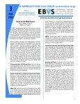 Newsletter 3 - EBVS - Page 2