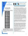 Newsletter 3 - EBVS - Page 4