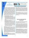 Newsletter 3 - EBVS - Page 7