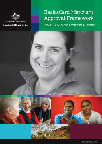 Service Delivery and Compliance Guidelines - Department of ...