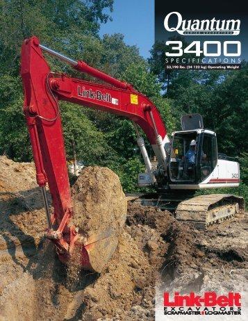 53,190 lbs. (24 122 kg) Operating Weight - LBX Company LLC