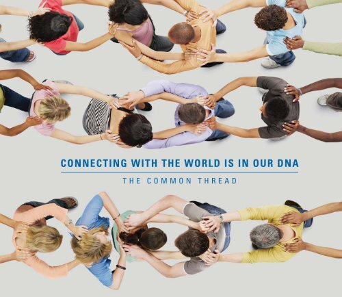 connecting with the world is in our dna - Education Management ...