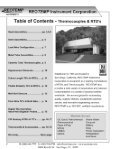 Thermocouples and RTD's Catalog - Page 2