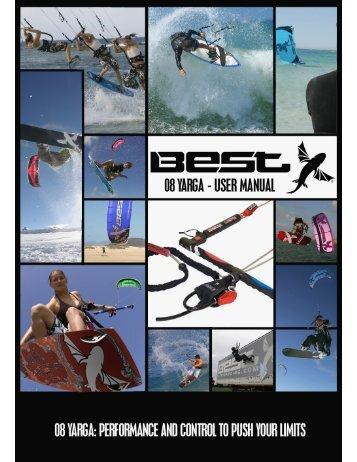 08 Yarga Manual - Best Kiteboarding
