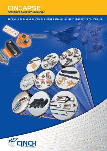 CIN::APSE® - Cinch Connectors