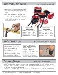 Reclosable VELCRO® Tie-Wraps - SoftCinch - Page 4