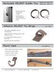Reclosable VELCRO® Tie-Wraps - SoftCinch - Page 6