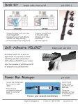 Reclosable VELCRO® Tie-Wraps - SoftCinch - Page 7