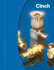 RF Brochure - Cinch Connectors