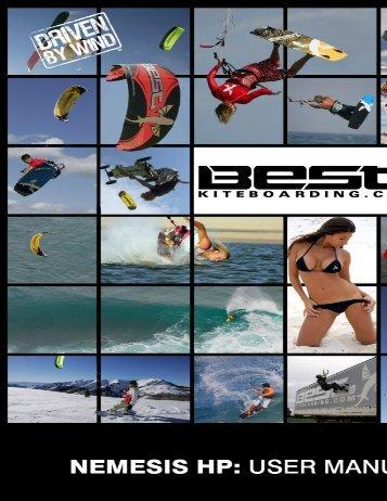 Best kiteboarding user manual