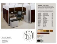 Chameleon Simple Typical - National Office Furniture
