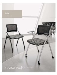 Jiminy Brochure - National Office Furniture