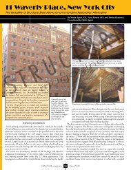 11 Waverly Place, New York City - STRUCTUREmag